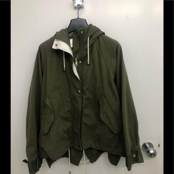 Zara Jackets & Blazers - Zara Green Jacket Size small